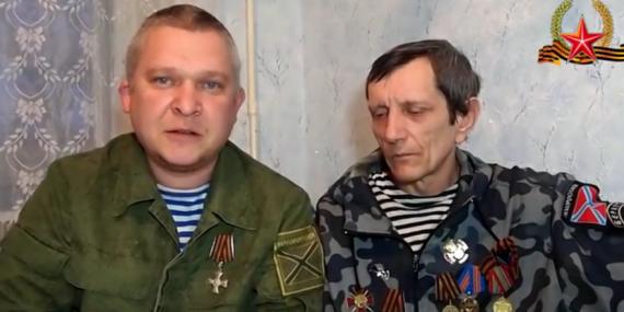 Раненные боевики ДНР Бульба и Рысь просят милостыню и жалуются, что больше никому не нужны /видео/