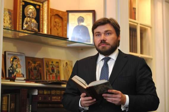 Благодетель РПЦ посетил самопровозглашенную ДНР.