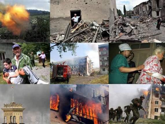Нападение РФ на Грузию было прологом войны против Украины, – Порошенко