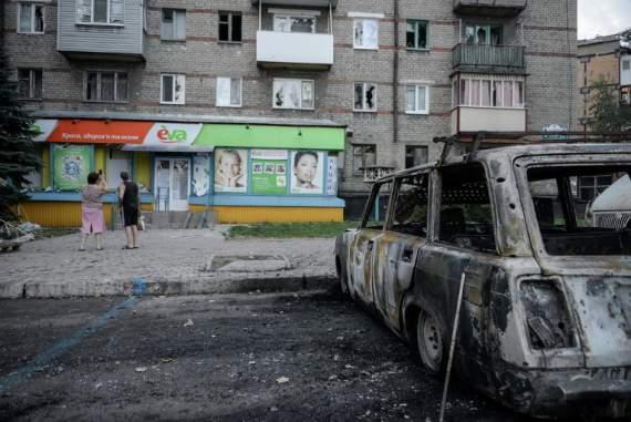 Танковый бой в Авдеевке: оккупанты решили подвинуть фронт (ВИДЕО)