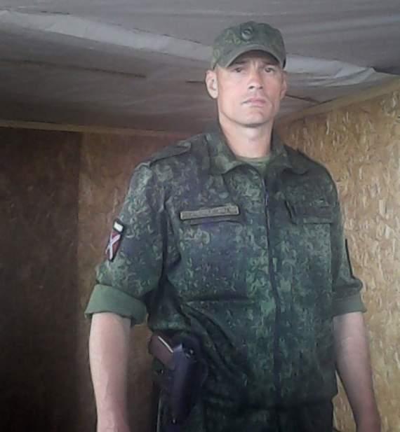 Задержанному на Донбассе российскому старлею грозит от 8 до 15 лет