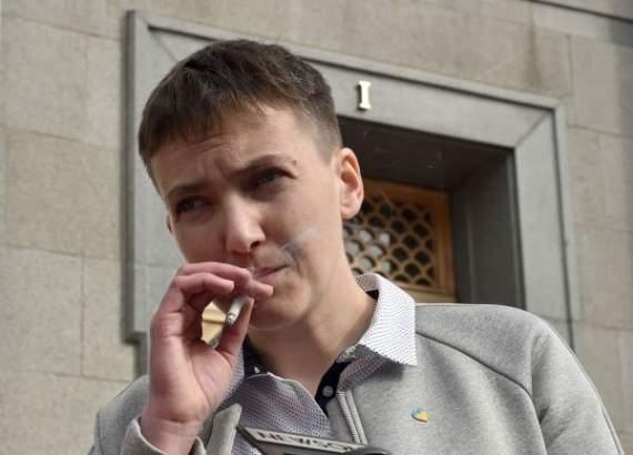 Нужно заканчивать бардак под названим АТО, — Савченко (ВИДЕО)