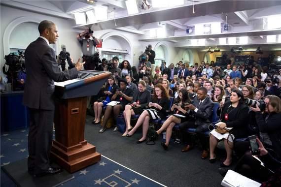 Обама: Россия и сепаратисты должны сложить оружие и прекратить запугивать Украину