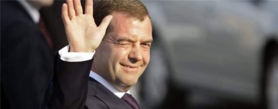 Медведев выдал новую громкую цитату