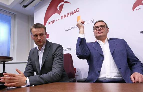 Российские оппозиционеры попросили у Украины визы в Крым