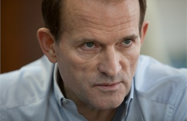 Медведчук заявил, что Крым был, есть и будет российским