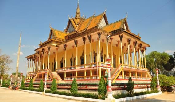 Марина Порошенко – на отдыхе в Мьянме и Камбодже (ФОТО)