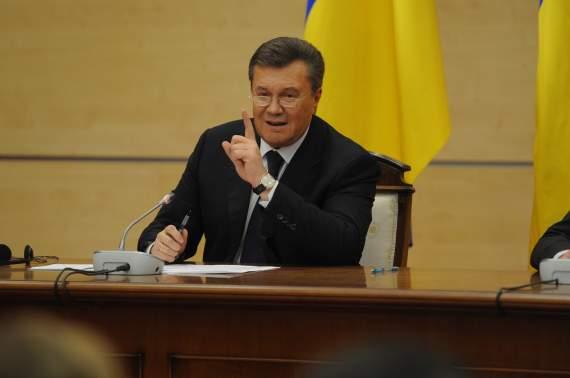 Прогулки Януковича на яхте и скандал с финансированием Трампа