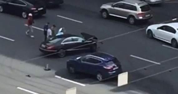 В Москве автомобиль Путина попал в смертельное ДТП (ВИДЕО)