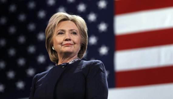 Хиллари – всадница войны
