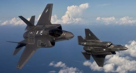 Норвегия закупает F-35, чтобы сбивать российские Су-шки!