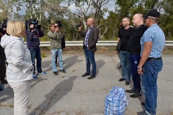 В ПАСЕ показали издевательства Филлипса над освобожденным Жемчуговым
