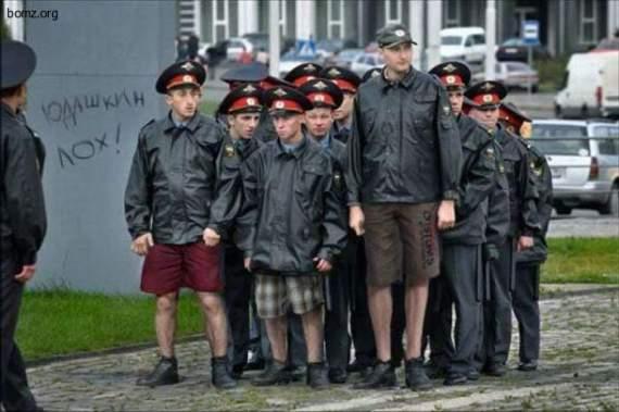 Внезапно: Путин сокращает полицаев на.. 163 тысячи штук