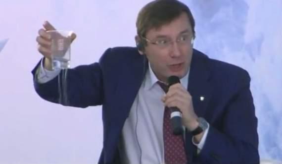 На саммите YES произошло ЧП с генпрокурором Луценко