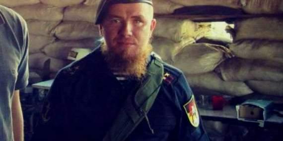 Террорист Моторола потерял левый глаз