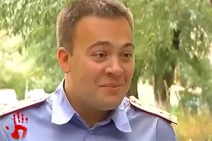 Рассказывающий об изнасиловании челябинки следователь едва сдержал смех в эфире