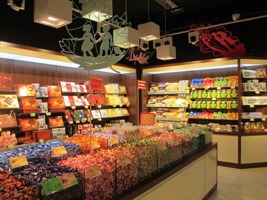 ДСНС: В Киеве заминированы все магазины «Roshen»