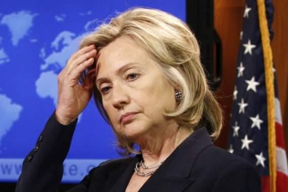 Вашингтон Пост: Хиллари Клинтон могли отравить Трамп и Путин