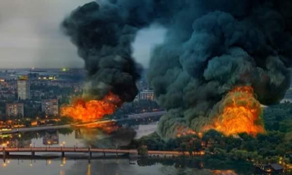 В Донецке началась эвакуация: город стал новой точкой обстрелов (ВИДЕО)