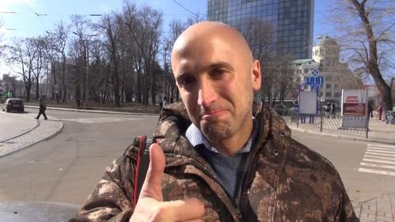 """Кремлевский пропагандон Грэм Филлипс владеет квартирой в Одессе. СБУ """"не в курсе"""""""