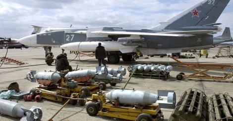 Российская авиация в Сирии перепутала конвой ООН с родным Воронежем
