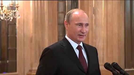 """""""Раб, который стал царем"""",- бард спел о Путине(ВИДЕО)"""