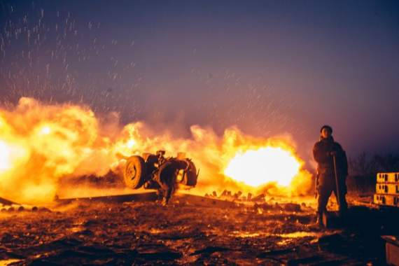 Украинская армия вновь понесла крупные потери на передовой, — Жебривский
