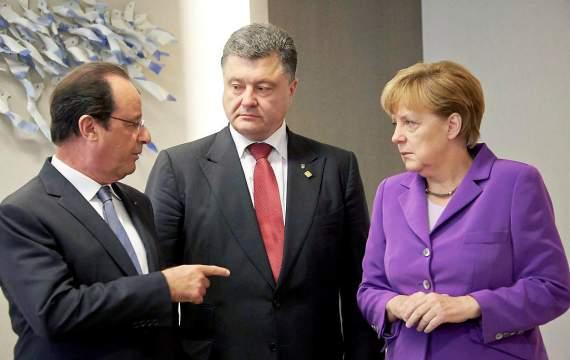 Франция официально отказалась от Украины в пользу России