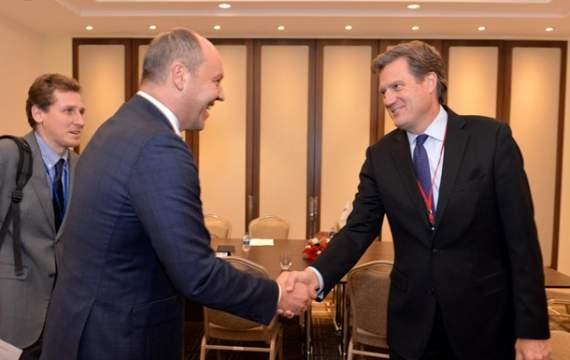 Украина будет членом НАТО, — Парубий