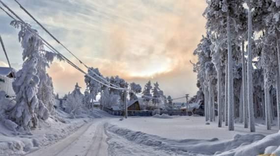 Синоптик рассказала, какой будет в Украине эта зима