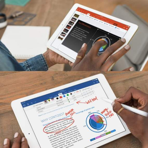 Компания Apple объявила эпоху профессиональных планшетов — «Розетка»