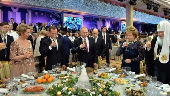 Московский патриарх-олигарх Гундяев считает Христа и апостолов лузерами (видео)