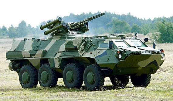 Україна закупила у Росії гусеничні стрічки для військової техніки та двигуни для БТР