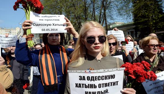 Россиянин анонсировал создание «Одесской народной республики» (ВИДЕО)