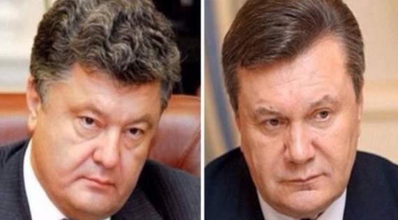 Янукович VS Порошенко или Годовщина Революции Достоинства: Блогер ответил Юрию Касьянову