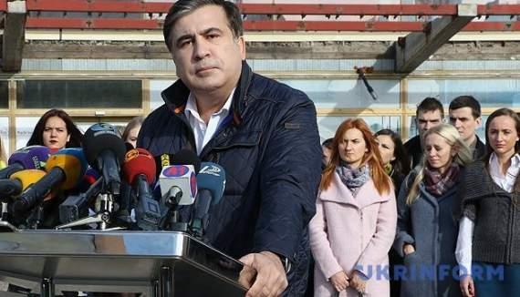 Отставку Саакашвили планировали еще летом. Он сыграл на опережение