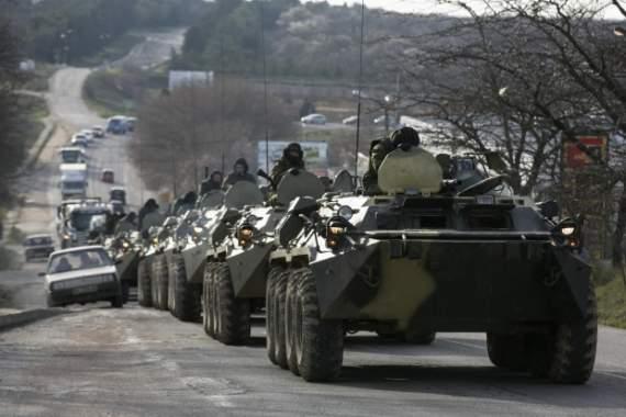 Росія ввела під Харковом декілька мотострілкових дивізій