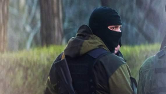 В Крыму опять диверсантов задержали