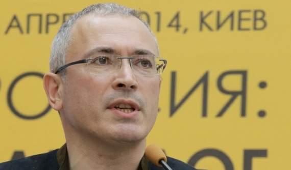 Крымскотатарский активист вывел кремлевского крота Ходорковского на чистую воду