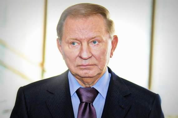 Кучма назвал автора «Минских соглашений» и отказался от дальнейших переговоров