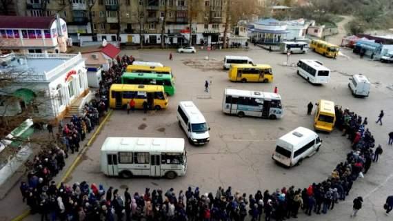 Фото с «процветающего» Крыма порвала интернет