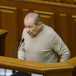 После провозглашения с трибуны ВР Акта про импичмент, Шухевича должны были убить /Фото документа/
