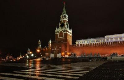 В Москве опасаются штурма Кремля