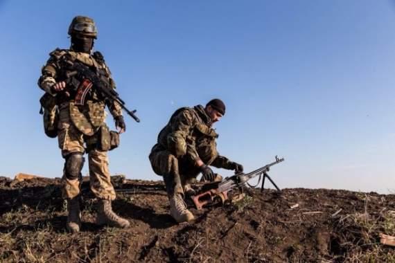 За три дня силы АТО ликвидировали 14 оккупантов, — ГУР МОУ