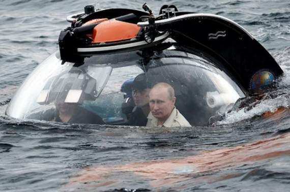 Путин медленно сливается, — блогер