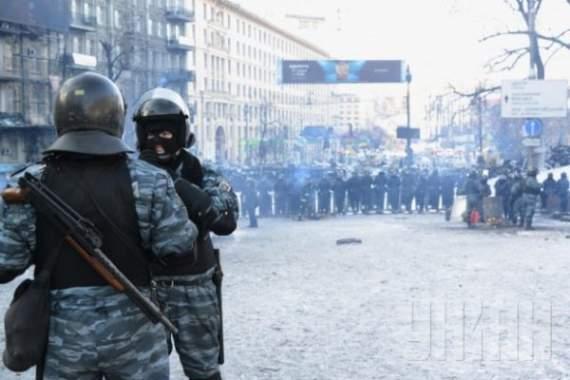 Экс-глава ВВ признал, что вел переговоры с руководителем снайперов во время расстрела Майдана