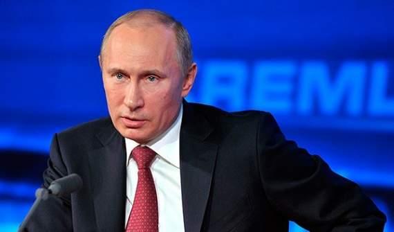 Путин предложил ЕС военное сотрудничество