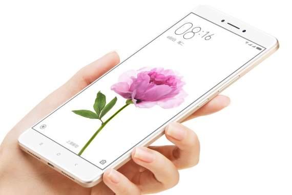 В Алло доступен металлический Xiaomi Mi Max