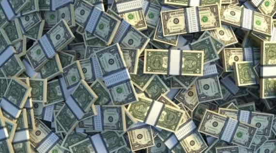 Киев захлестнула волна фальшивых долларов