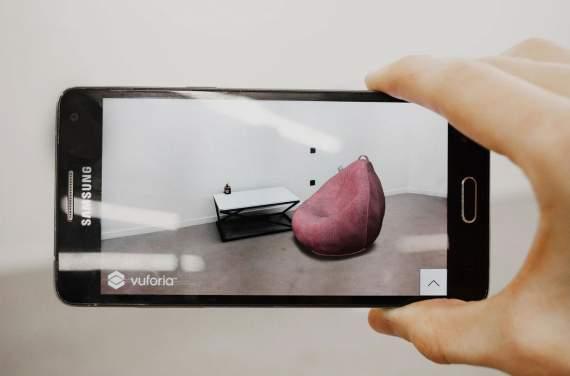 Запущено приложение Poparada с технологией дополненной реальности